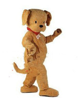 Brown Dog Mascot Costume Suits Cosplay Party Game Fancy Dress Outfits Advertising Promotion Carnival Halloween Parade Animal New