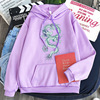 Cool Dragon Plus Size Print Sweatshirts Women Oversized Tops Hoodies Female Pullovers Casual Hoody Harajuku Korean Style Clothes 2