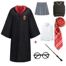 Косплей костюмы Гермиона Поттера волшебные наряды для халат