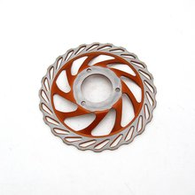 Тормозной диск 230 мм Диаметр железной пластины