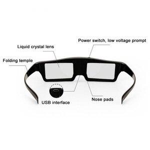 Image 4 - ZIICOYO GT200 החלפת SSG 5100GB 3D חכם LED טלוויזיה פעיל תריס משקפיים עבור Samsung Sony Panasonic 3D טלוויזיה מקרן epson
