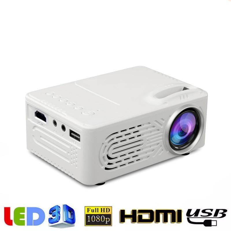 814 микро светодиодный портативный проектор со встроенным динамиком с USB домашний медиа проектор Поддержка 1080P плеер| |   | АлиЭкспресс