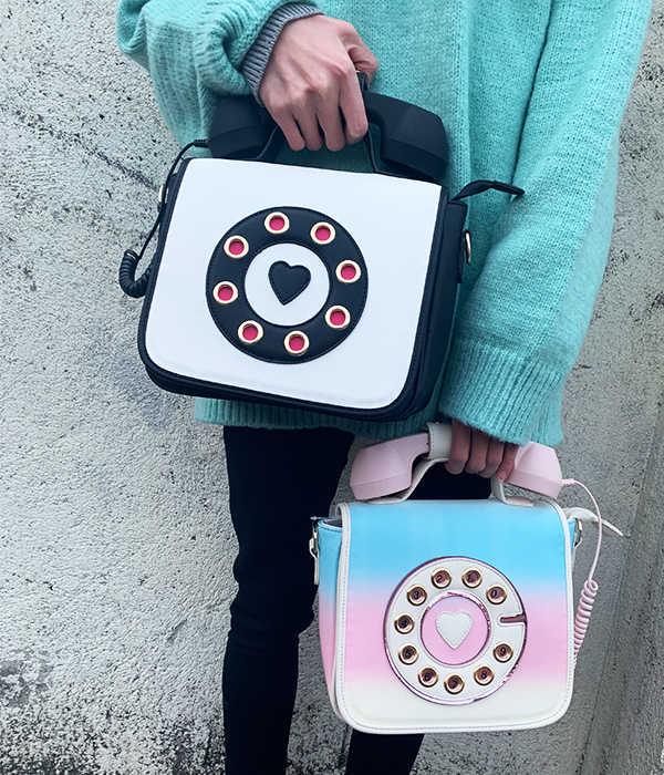 العصرية تصميم الهاتف التدرج اللون بولي Female حقيبة كتف الإناث حمل Crossbody حقيبة ساعي للنساء حقيبة يد كاجوال بولسا محفظة رفرف