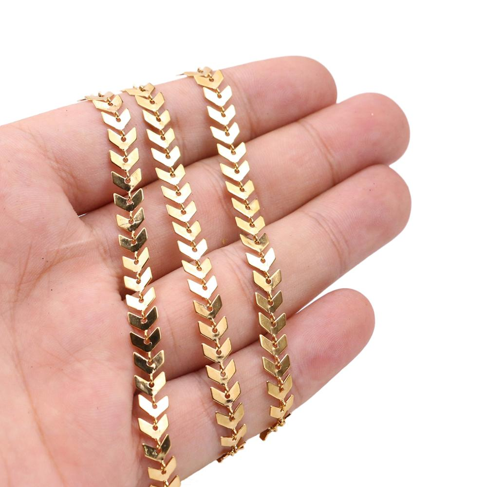 1Pc Not allergic Stainless Steel Leaves Chain Choker Necklace Bohemian Jewelry For Woman with 5cm extention chain