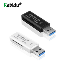 Memory-Card-Reader Micro-Sd/tf Computer C-Adapter Laptop Otg-Type Usb-3.0 Mini
