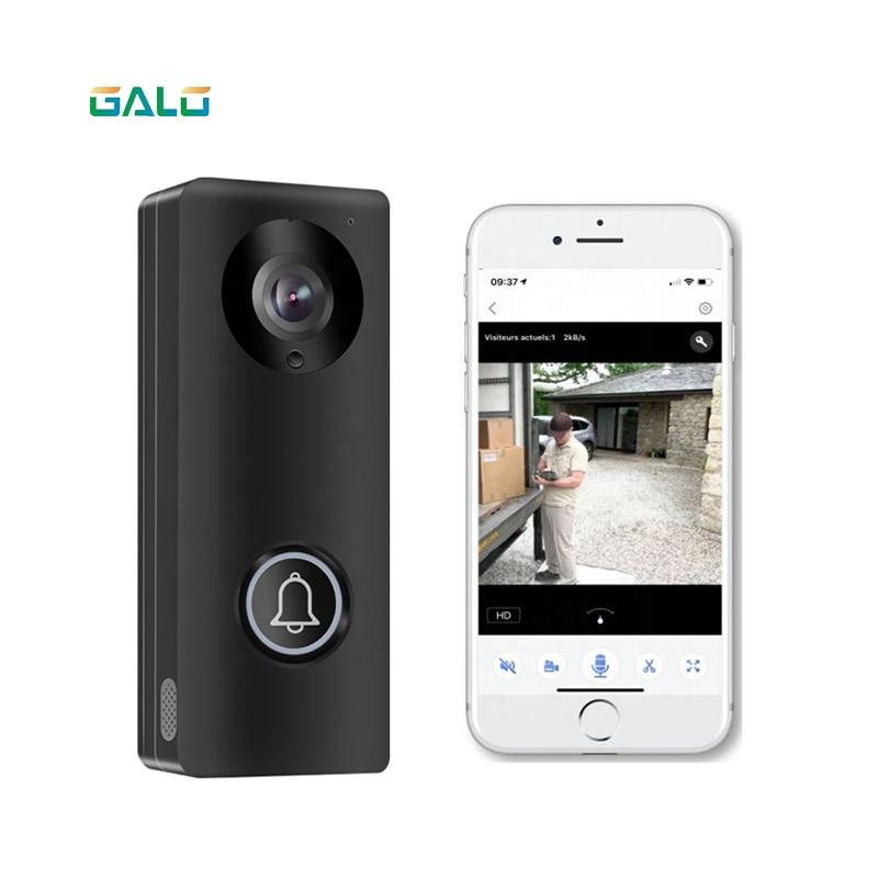1080P HD POE Motion Detection Video Doorbell KW05 Smart WIFI Video Door Bell MINI Type Indoor