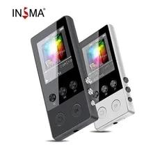 최대 128GB 블루투스 MP3 플레이어 이어폰 HiFi fm 라디오 스포츠 MP 4 HiFi 휴대용 음악 플레이어 음성 녹음 레코더 TF 카드