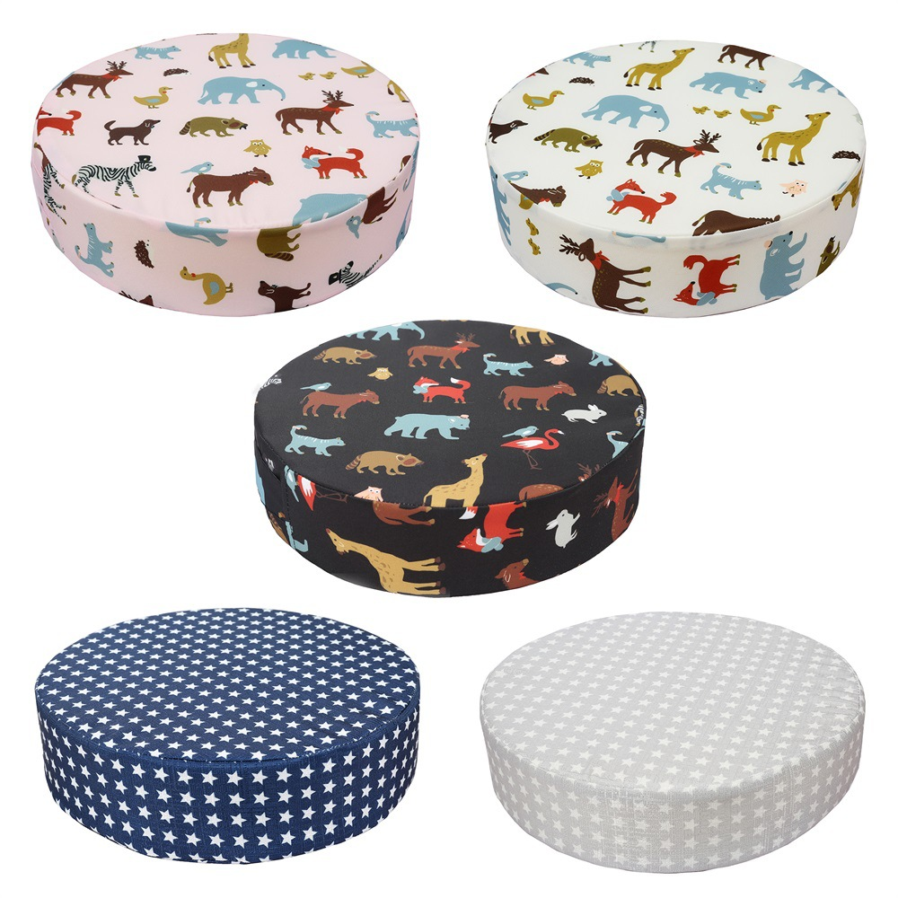 Cross Border Hot Selling Children Seat Cushion Baby Dining Chair Extra High Seat Cushion Students Seat Cushion Zhuo Yi Dian Cush