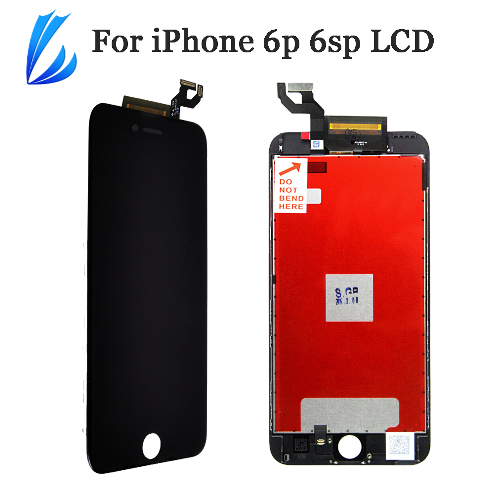 LL TRADER 5Pcs/Lot LCD Screen For iPhone 6s Plus Touch Display Replacement For iPhone 6 plus Phone Pantalla Assembly Digitizer image