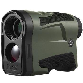 PEAKPULSE Laser Rangefinder Military 600M Green Adjustable 6 Times Golf Rangefinder Portable Rangefinder for Golf Hunting 600m rangefinder pineeker golf rangefinder jolt technology laser rangefinder golf
