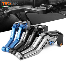 For YAMAHA NMAX155 NMAX 125 NMAX 150 N MAX 125 155 2015 2021 Scooter Accessories Adjustable Left Right short Brake Levers
