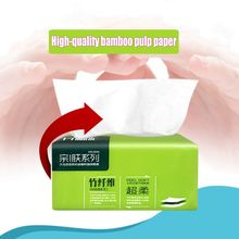 3PCSUltra Soft Facial Tissues Paper 4-layer Skin Softening Paper Household Paper
