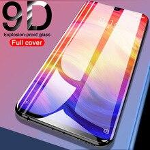 9D 保護ガラスシャオ mi 赤 mi 注 8 7 6 5 プロ 4X 6A 強化ガラスシャオ mi mi 9 8 Lite A2 スクリーンプロテクターフィルム