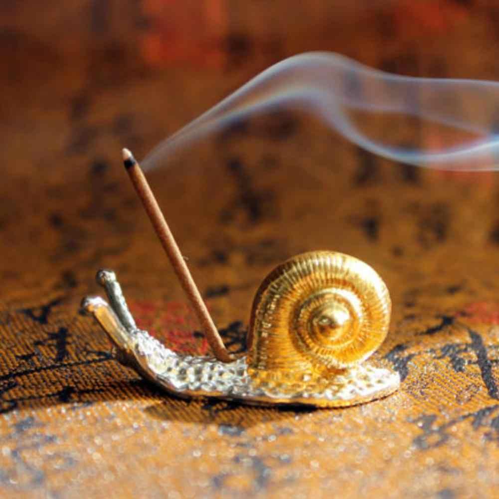 Улитка Черепаха подставка для ароматических палочек курильница подставка чай культура медитация украшение дома