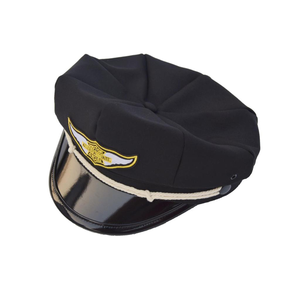 DONG Retro BOB Motorcycle Hats Twisted Throttles Patch Biker Cap