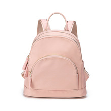Waterproof Backpack Women 2020 New Korean Backpack Casual Canvas School Bags for Teenage Girls Small Backpack miyahouse colorful floral printed school backpack for girls canvas design women backpack casual female travel rucksack