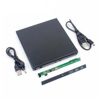 KuWFi-boîtier Externe SATA USB 12.7mm,-DVD, DVD-Rom,-boîtier Pour Ordinateur Portable, Disque Dur Externe, 2.0mm