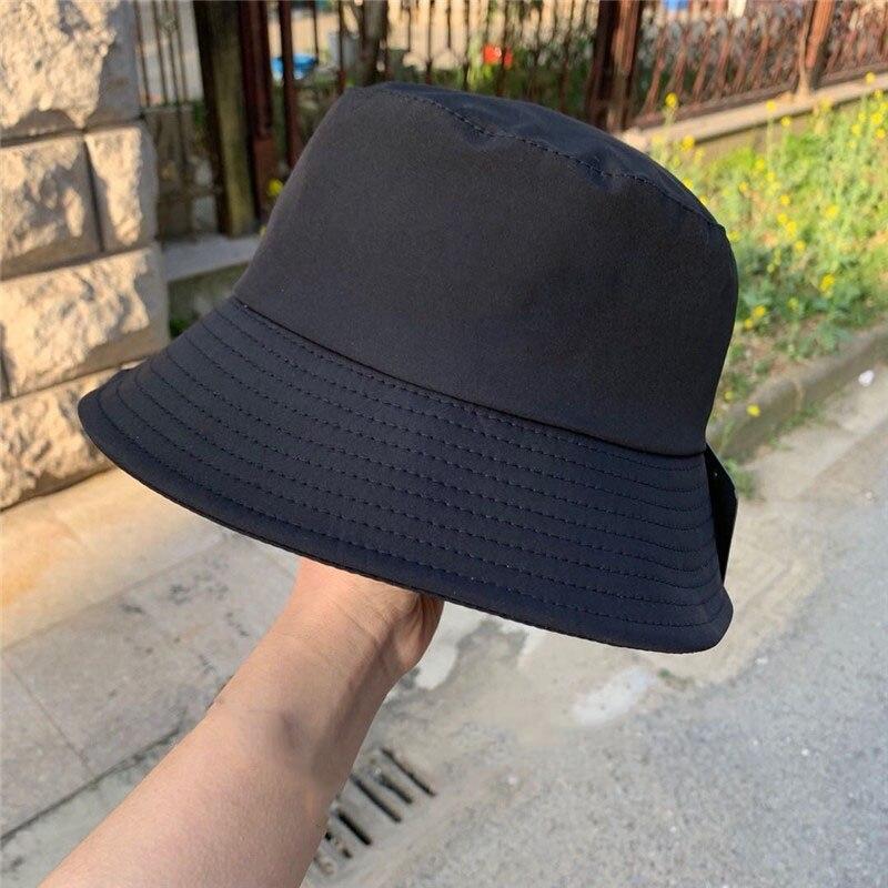 Chapeau seau à motif unisexe pour hommes et femmes, couvre-chef de plage, couvre-chef de rue, casquette de pêcheur, plein air, voyage en plein air, 2020