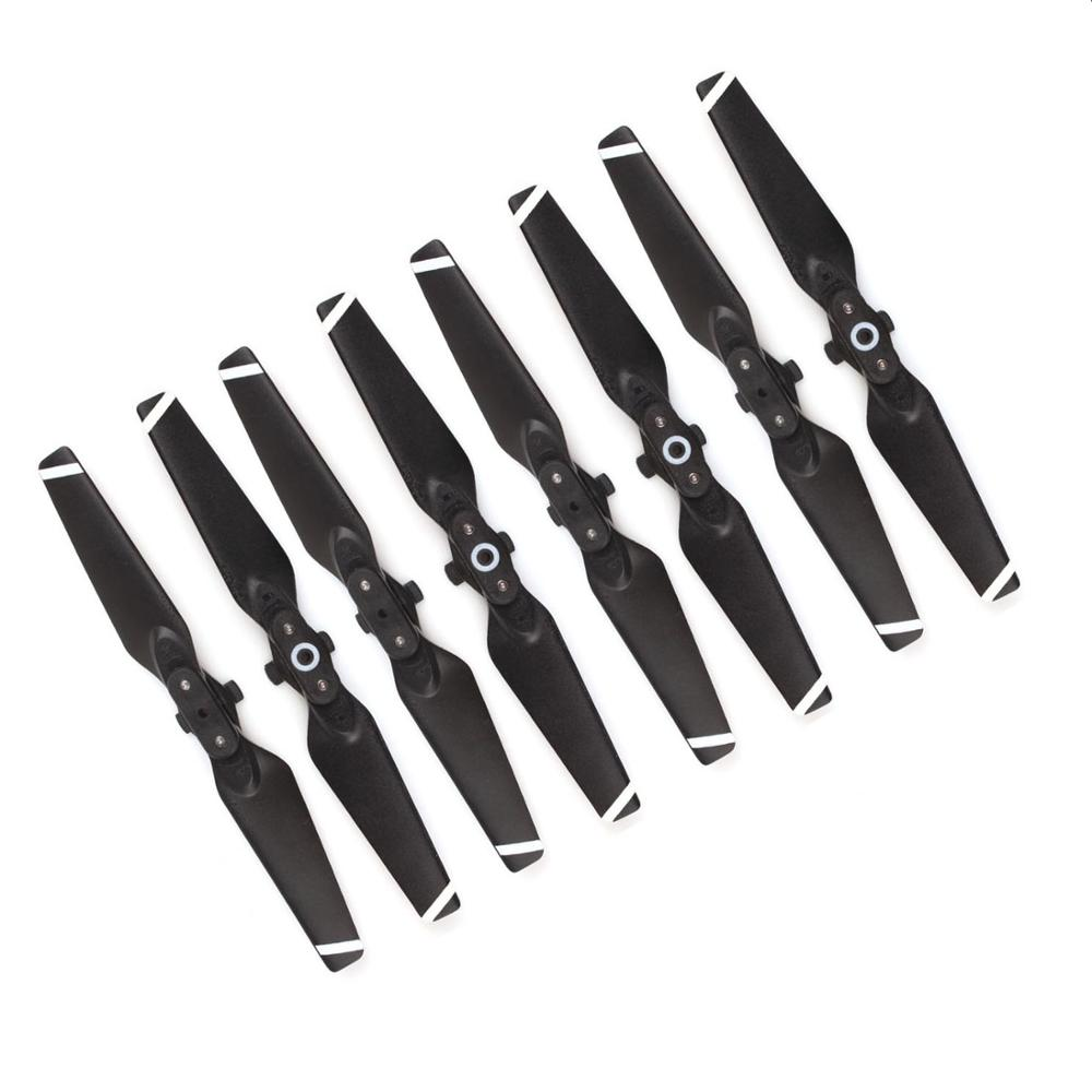 8pcs/4Pair 4730F Propellers For DJI Spark Propeller 4.7inch Folding Quick-release Blades Foldable Props For DJI SPARK Gold/White