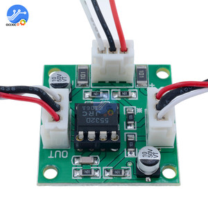 Image 4 - NE5532 OP AMP HIFI Audio Preamplifier Dual Preamp Board Bluetooth Pre amp