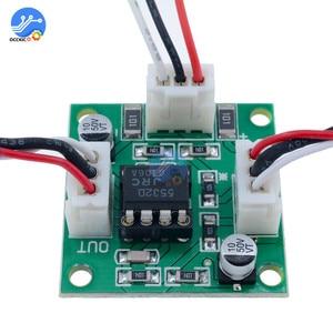 Image 4 - NE5532 OP AMP HIFI Audio Vorverstärker Dual Preamp Board Bluetooth Pre amp