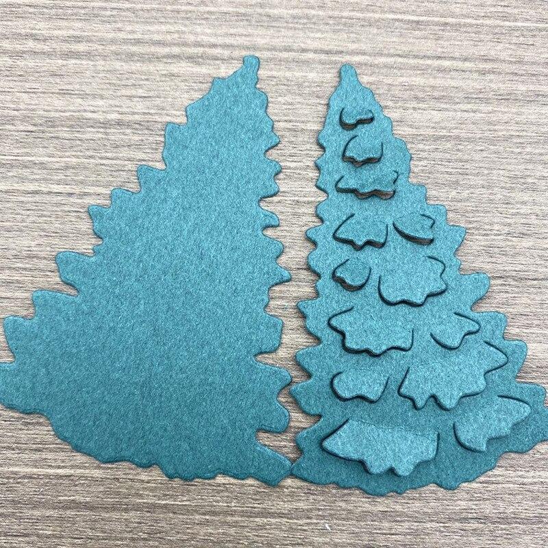 Купить 2020 новое поступление рождественская елка металлическая высечка