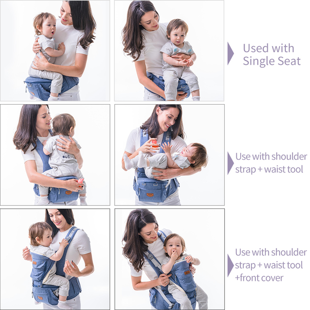 Baby Carrier Infant Hip seat  2