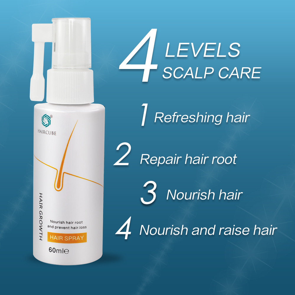 HAIRCUBE Fast Hair�Growth Essence Oil�Anti�Hair�Loss Treatment Help for hair Growth Hair Care�Products for Men Women Hair Tonic