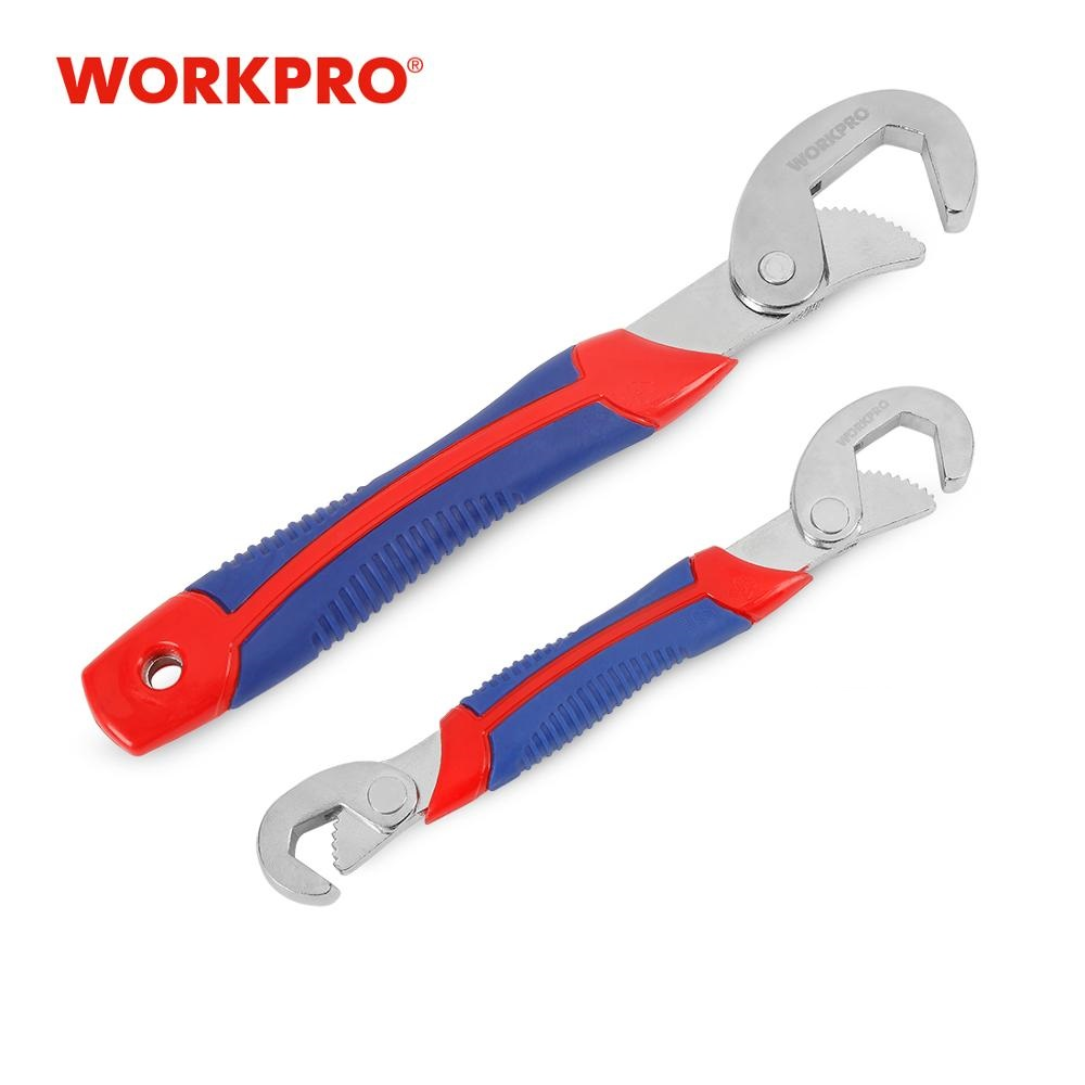 Workpro Universal Wrench Set Spanners Hand Tool Set Card Holder Plumbing Tools Wrench Car Bicycle Repair Wrenchs Tool Set Aliexpress