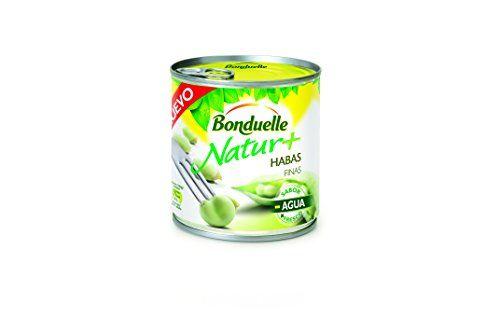 Bonduelle NaturPlus Habas Baby, 310 G, Confezione Da 4