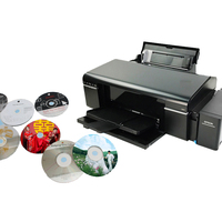 Vilaxh L805 Inkjet A4 Size Printer with WIFI for Epson L805 Printer For CD / PVC Card Doucument
