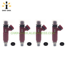 CHKK-CHKK 195500-3310 BP4W-13-250 fuel injector for MAZDA 3 M3 1.6 L4 2003~2009 ZY Engine chkk chkk car accessory 195500 4430 n3h1 13 250a fuel injector for mazda rx 8 1 3l l4 2004 2008