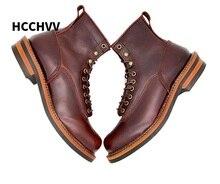 Männer Hohe Qualität Marke Outdoor Echtem Leder Stiefel Spezielle Desert Combat Stiefel männer Designer Schuhe Knöchel