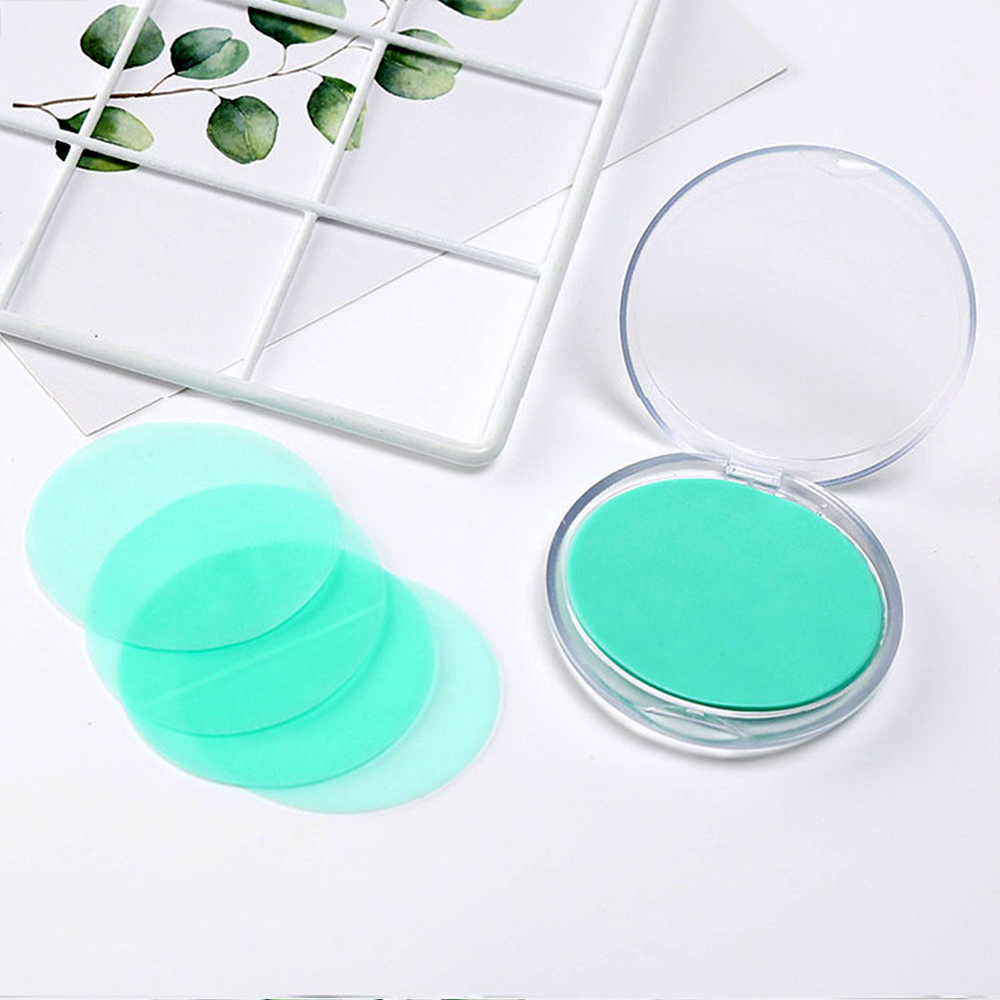 50pcs Disposable Boxed Soap Paper Travel Outdoors Clean Supplies Portable Hand Washing Box Scented Slice Sheets Mini Soap Papers