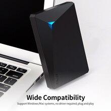 EAGET G20 2,5 zoll Mobile HDD 500GB USB 3,0 High Speed Mobile Festplatte 5400rpm Stoßfest Festplatte für PC Laptop