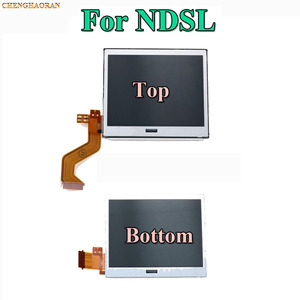Image 2 - 교체 부품 Nintend DS Lite/NDS/NDSL/NDSi 용 상단 하단 및 상단 하단 LCD 화면 디스플레이 Nintend Switch 용 새로운 3DS LL XL