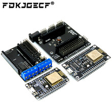 Беспроводной модуль CH340 / CP2102 NodeMcu V3 V2 Lua WIFI Интернет вещей, макетная плата на основе ESP8266 ESP-12E