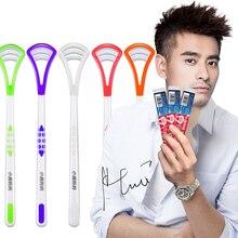 5PCS Tongue Cleaner Scraper for Oral Hygiene Keep Fresh Breath Tongue Clean Too
