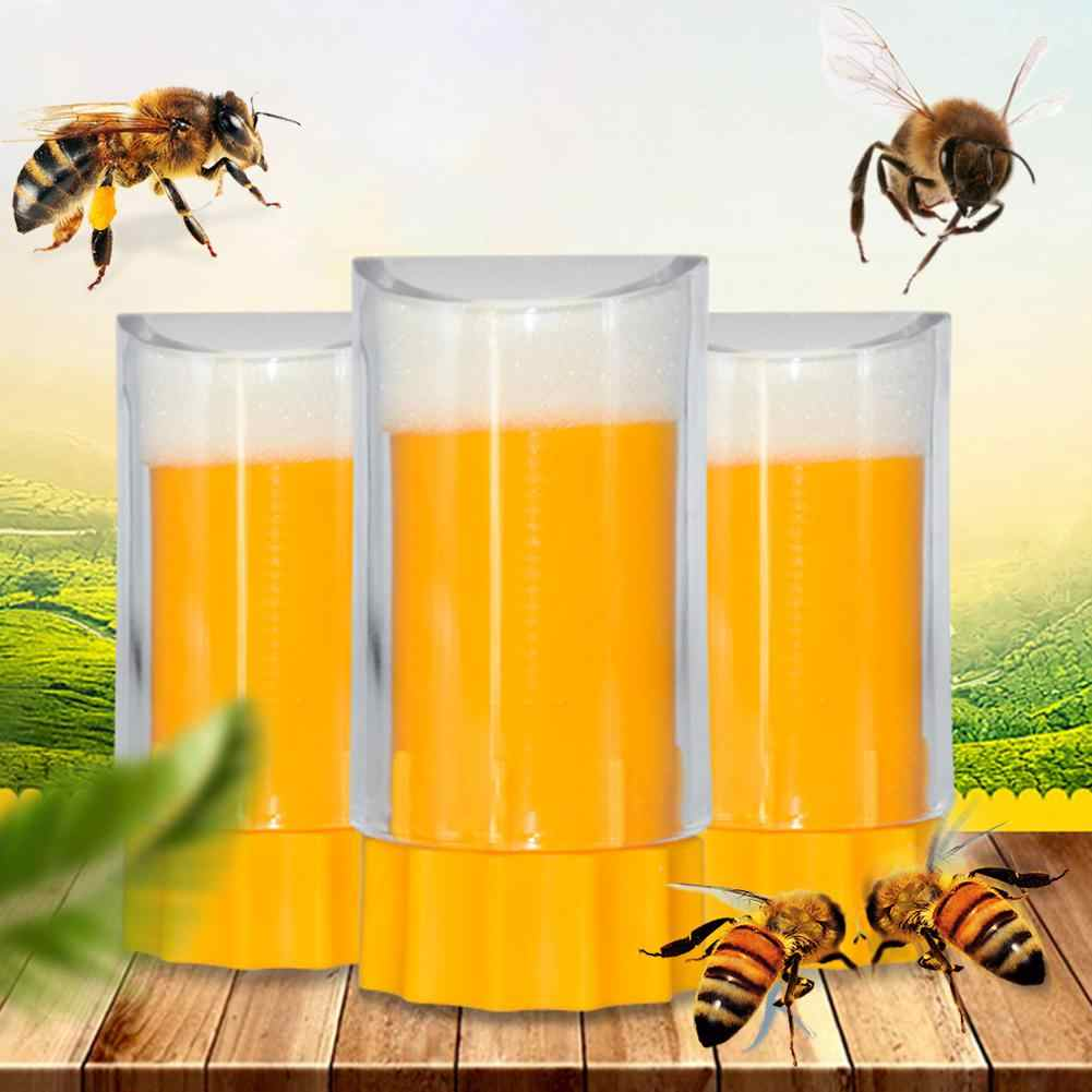 1PCS Catching Bee Queen Cage Marker Catcher Bottle Beekeeping Equipment Tool