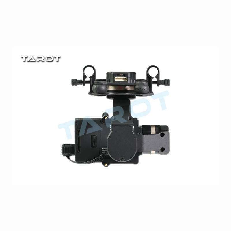 Tarot TL3T01 Update from T4 3D 3D Metal 3 axis Brushless Gimbal for FPV RC Drone Photography for GOPRO4 for Gopro3 for Gopro3+ - 6