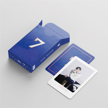 Bangtan7 Map Of The Soul 7 Lomo Cards (54 Pcs)