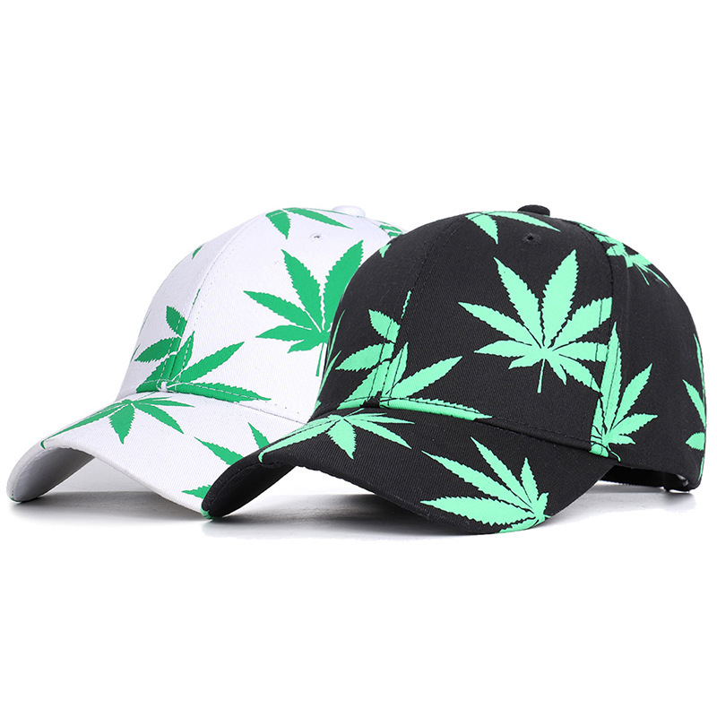 2020 Sale Real Go Maple Leaf Duck Tongue Cap Female Summer Sunshade Baseball Hundred Sports Fashion Lady