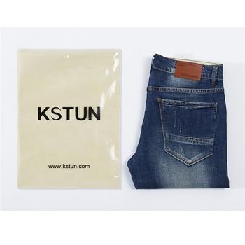 KSTUN Men's Jeans Classic 6