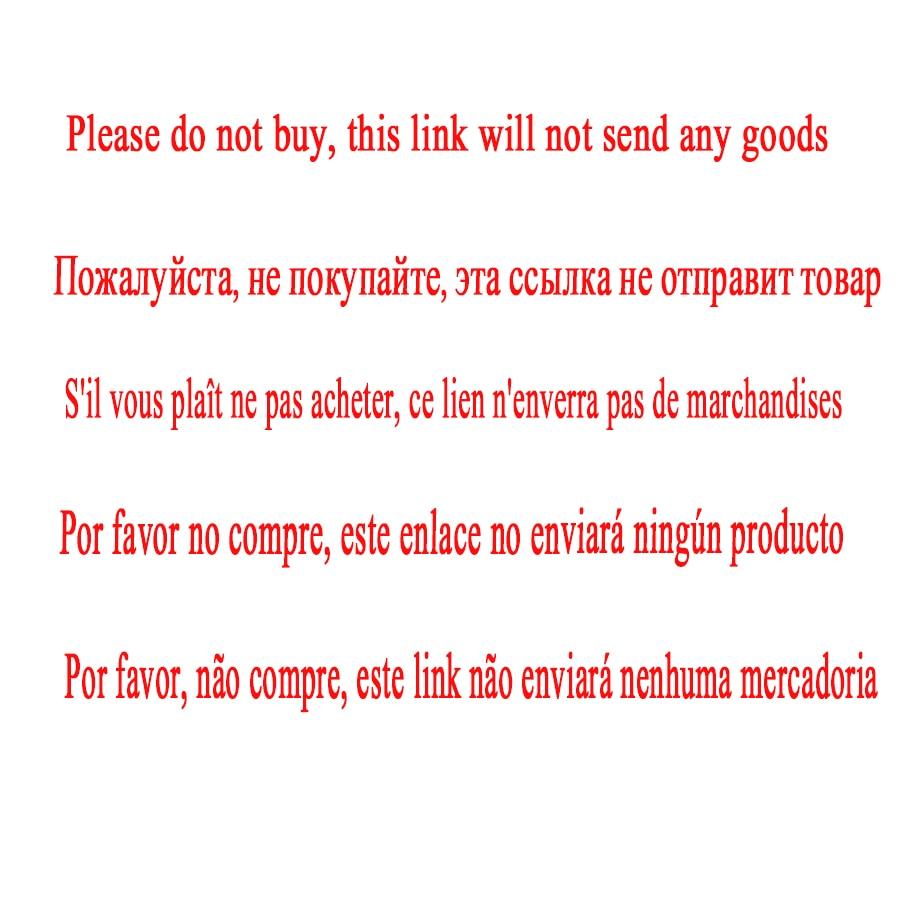 Por favor, não compre, este link não enviará nenhuma mercadoria