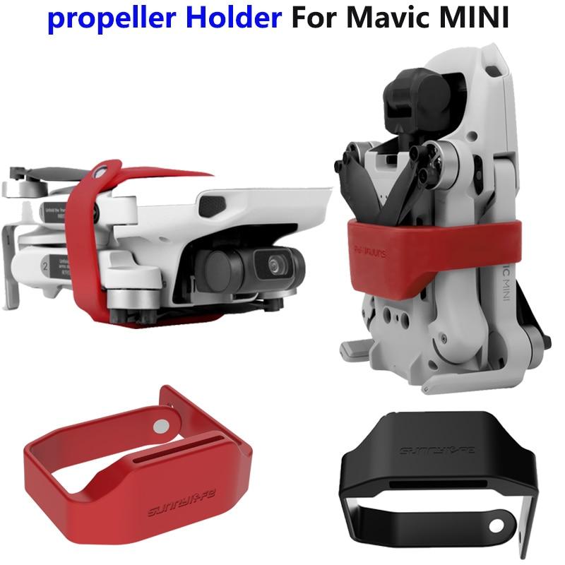 Mavic Mini Propeller Holder Stabilizers Silicone Protective Prop For DJI Mavic Mini Drone Accessories