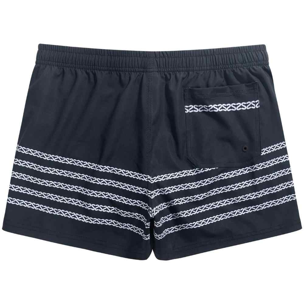 Surfaster Sommer shorts schwimmen bademode Board shorts Casual Solide Mid badeanzüge badeanzüge Quick Dry strand shorts männer Badehose