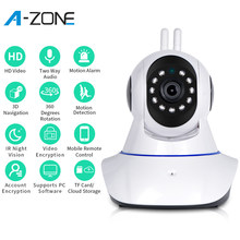 A-ZONE HD 1080P IP Camera Wireless Home Security 2.0MP Night Vision CCTV Network 360 Mini Wifi Surveillance Camera Baby Monitor(China)