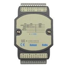 8DO Digital Power Relay Output I/O Module (A-1069) 8 way digital quantity switch quantity remote i o input module acquisition relay isolation output module
