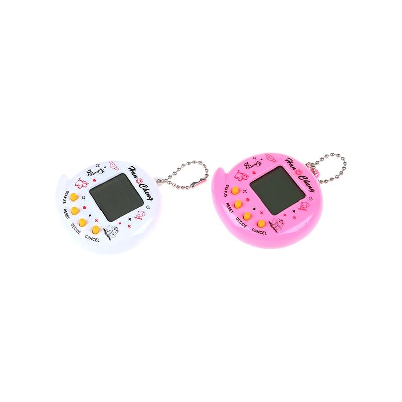 Nostalgic Virtual Pet Toy 168 In 1 Game Machine Kid Electronic Pets Toys