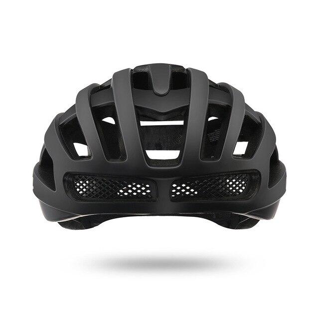 Ultraleve velopro mtb bicicleta de estrada capacetes casco ciclismo respirável boné equitação capacete bmx velocidade competição segurança casque 2